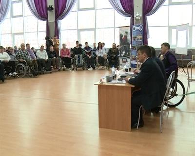 Общественная организация инвалидов в балашихе